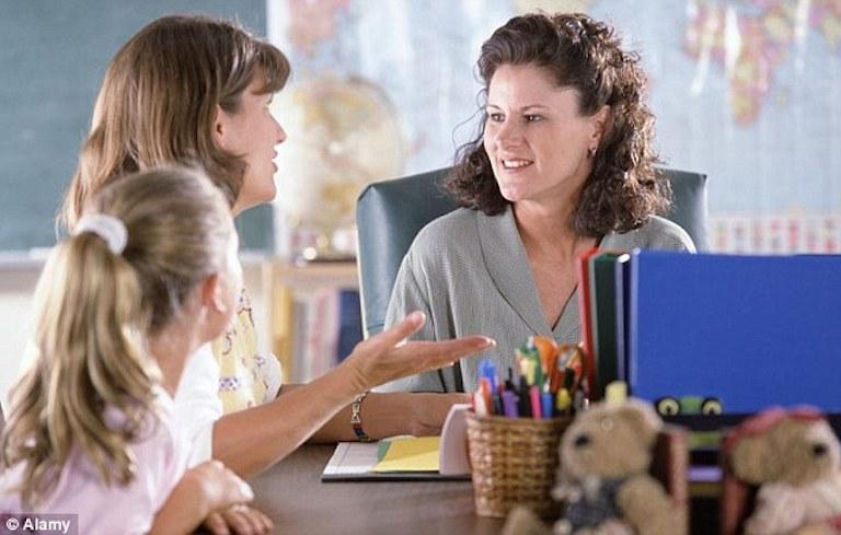 anne baba çocuk okul