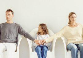 boşanma çocuklar terapi
