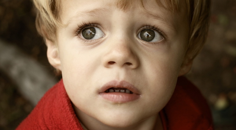çocuk korku