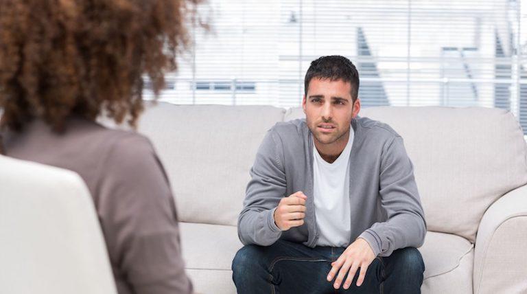 psikologla görüşme