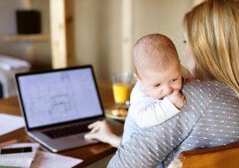 Çalışan Anne-Bebek İlişkisi