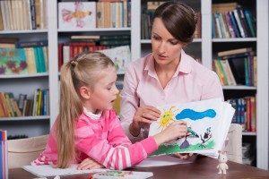 çocuk terapisi eğitimi
